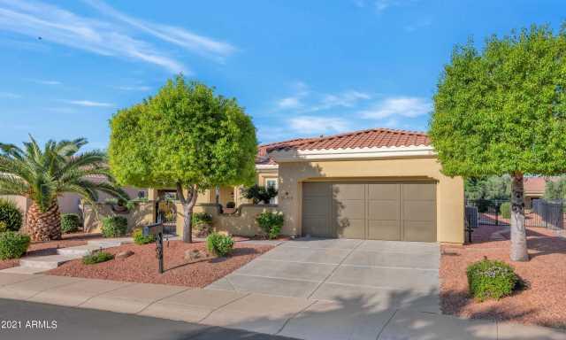 Photo of 22018 N GIOVOTA Drive, Sun City West, AZ 85375