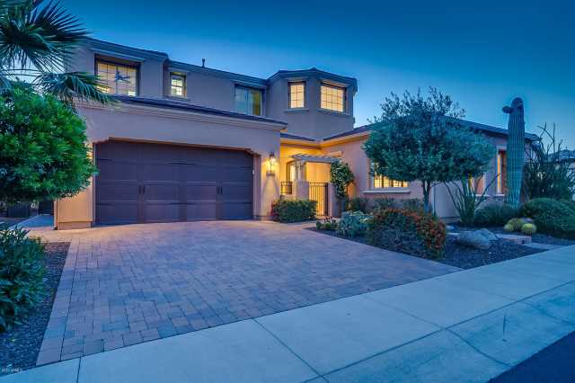 Photo of 36932 N CRUCILLO Drive, Queen Creek, AZ 85140