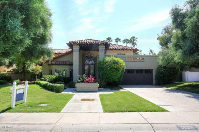 Photo of 9829 E COCHISE Drive, Scottsdale, AZ 85258