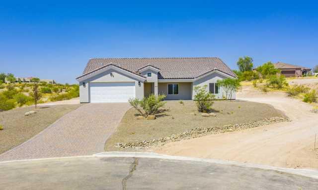 Photo of 2502 LUPINE Lane, Wickenburg, AZ 85390