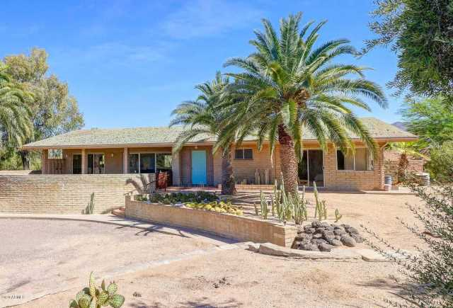 Photo of 7825 E CAREFREE ESTATES Circle, Carefree, AZ 85377