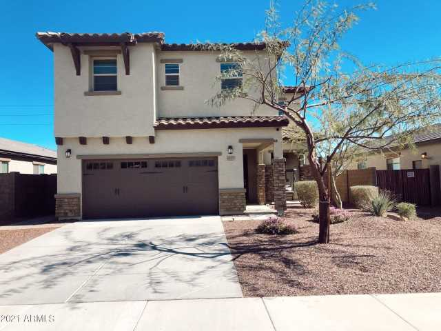 Photo of 8527 N 171ST Drive, Waddell, AZ 85355