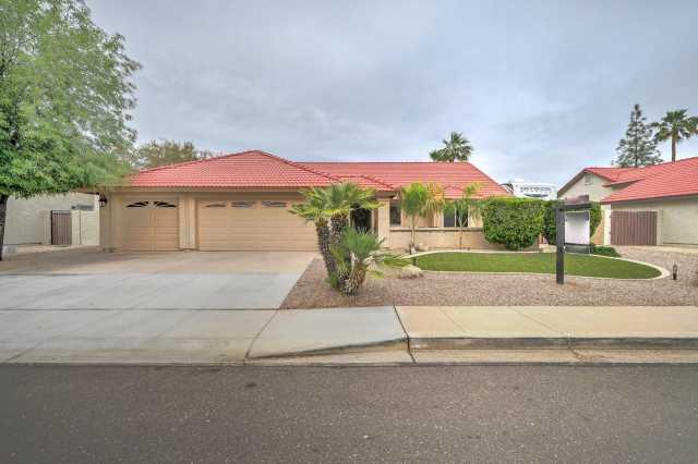 Photo of 4160 W JASPER Drive, Chandler, AZ 85226