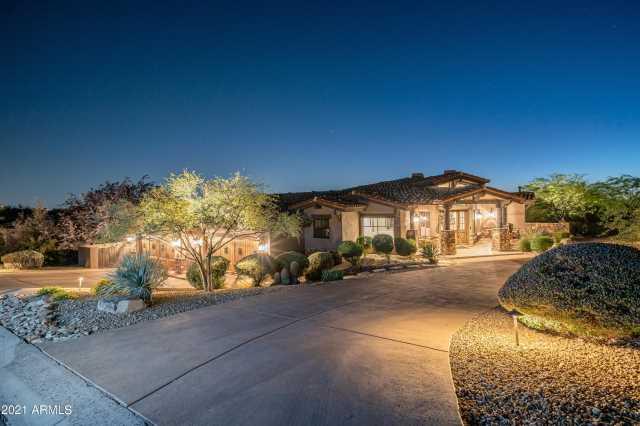 Photo of 12035 E LARKSPUR Drive, Scottsdale, AZ 85259