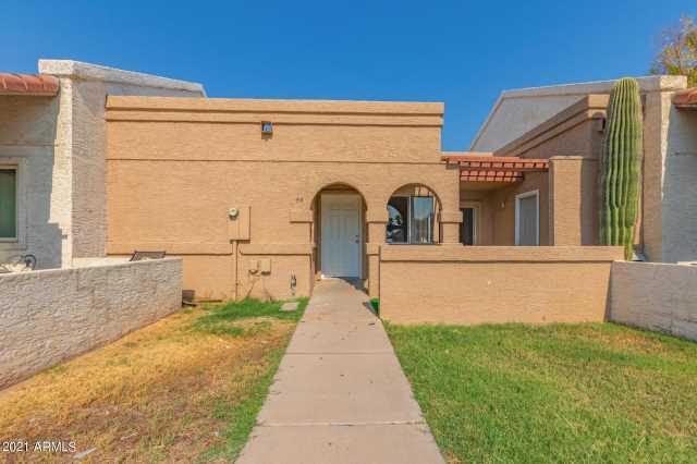 Photo of 870 S PALM Lane #56, Chandler, AZ 85225