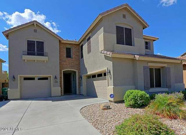 Photo of 9836 N 181st Avenue, Waddell, AZ 85355