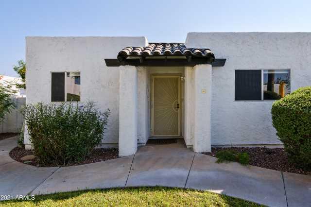 Photo of 2401 N 70TH Street #Y, Scottsdale, AZ 85257