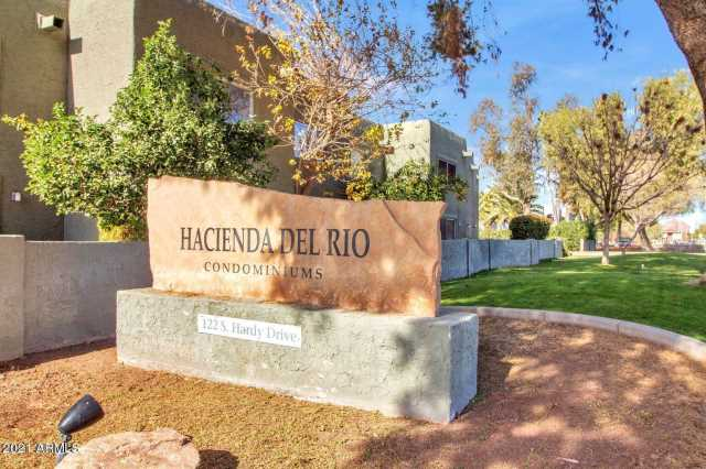 Photo of 122 S HARDY Drive #63, Tempe, AZ 85281