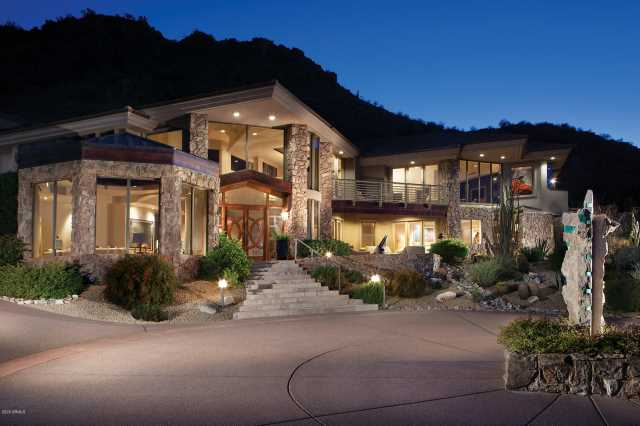Photo of 8060 N MUMMY MOUNTAIN Road, Paradise Valley, AZ 85253
