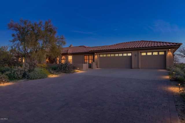 Photo of 7853 E MARY SHARON Drive, Scottsdale, AZ 85266