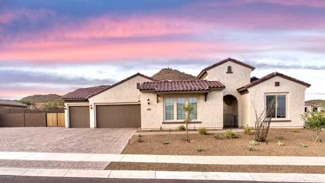Photo of 8542 W ARTEMISA Avenue, Peoria, AZ 85383