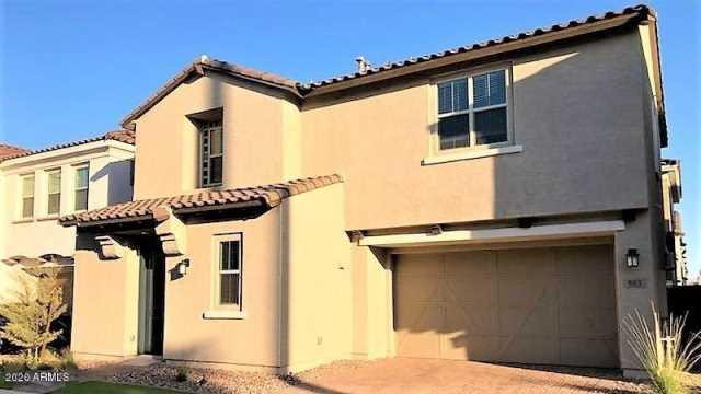 Photo of 683 N ABALONE Drive, Gilbert, AZ 85233