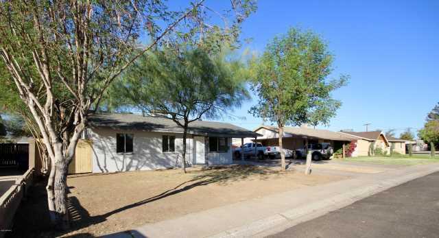 Photo of 6110 W CAVALIER Drive, Glendale, AZ 85301