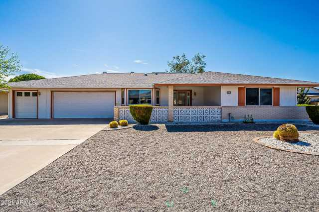 Photo of 10329 W CAMEO Drive, Sun City, AZ 85351