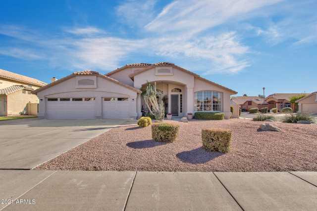 Photo of 7821 W WESCOTT Drive, Glendale, AZ 85308
