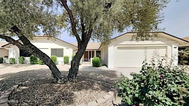 Photo of 20419 N 135TH Avenue, Sun City West, AZ 85375