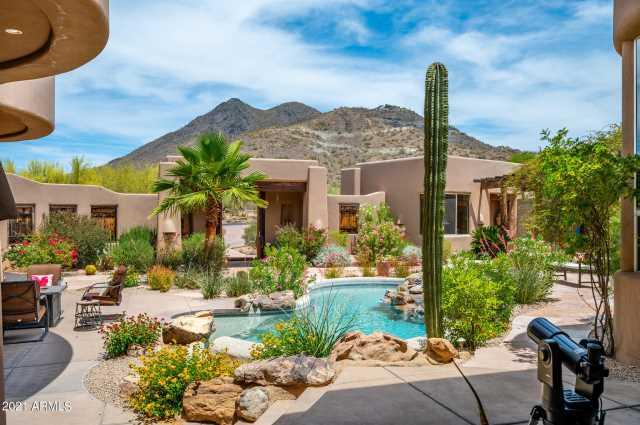 Photo of 6035 E LOS REALES Drive, Carefree, AZ 85377