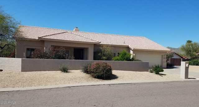 Photo of 16415 E MONTROSE Drive, Fountain Hills, AZ 85268