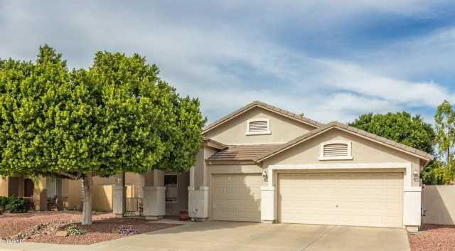 Photo of 7834 W ROBIN Lane, Peoria, AZ 85383