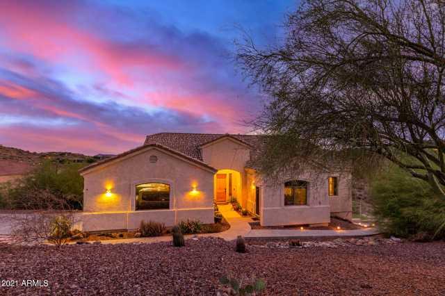 Photo of 11000 N BUFFALO Drive, Fountain Hills, AZ 85268