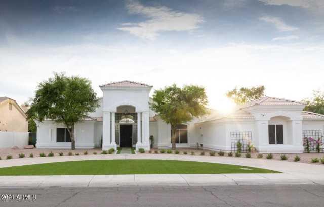 Photo of 9017 E CHARTER OAK Drive, Scottsdale, AZ 85260