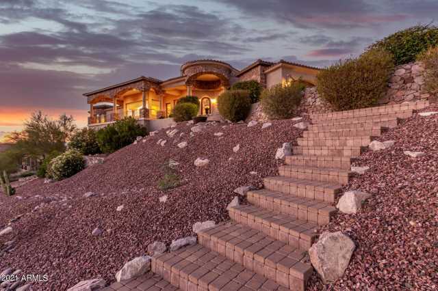 Photo of 4255 S CAMINO DE VIDA --, Gold Canyon, AZ 85118