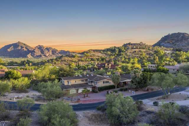 Photo of 4401 E SPARKLING Lane, Paradise Valley, AZ 85253