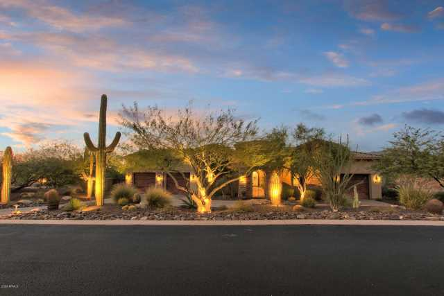 Photo of 7682 E VERDE VISTA Trail, Carefree, AZ 85377