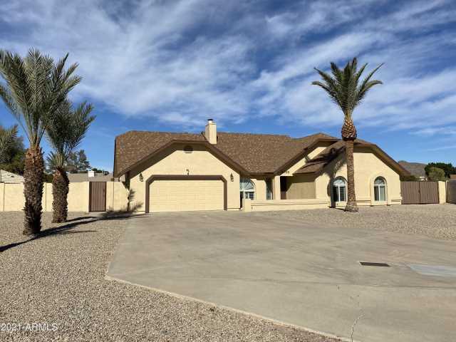 Photo of 8768 W VILLA HERMOSA --, Peoria, AZ 85383