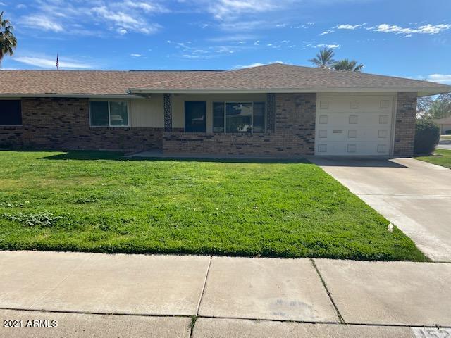 Photo of 15201 N DESERT ROSE Drive, Sun City, AZ 85351