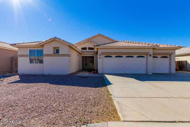 Photo of 8563 W CANTERBURY Drive, Peoria, AZ 85345