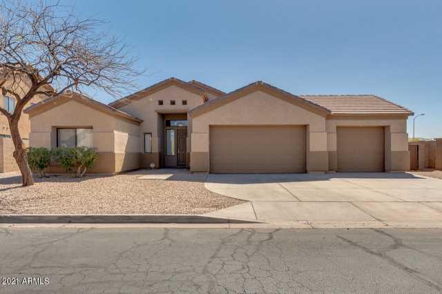 Photo of 11401 E ELLIS Street, Mesa, AZ 85207