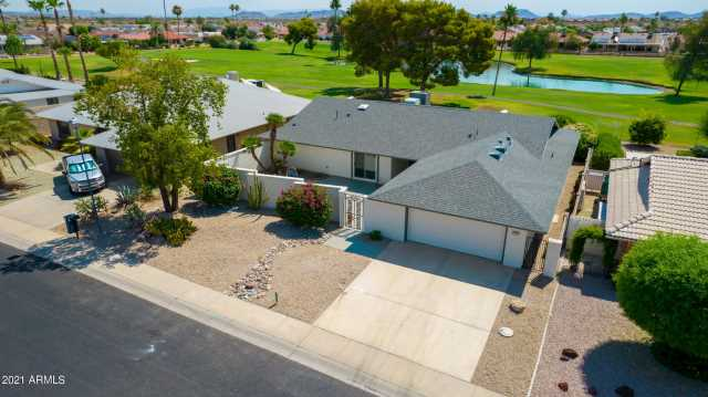 Photo of 21203 N 124TH Drive, Sun City West, AZ 85375
