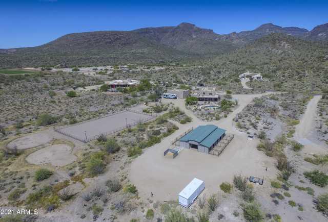 Photo of 5411 E HONDA BOW Road, Cave Creek, AZ 85331