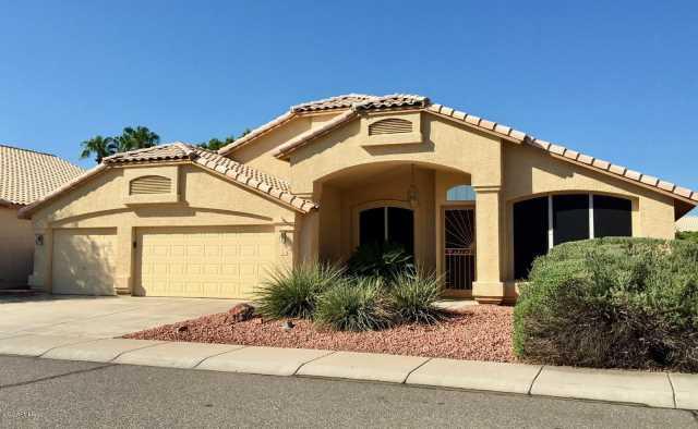 Photo of 7852 W KRISTAL Way, Glendale, AZ 85308