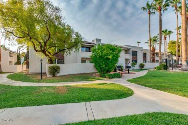 Photo of 7350 N VIA PASEO DEL SUR -- #P207, Scottsdale, AZ 85258