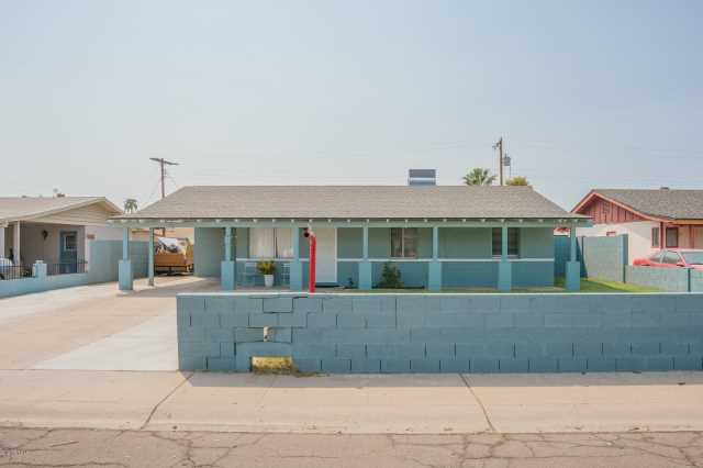 Photo of 8111 W CATALINA Drive, Phoenix, AZ 85033