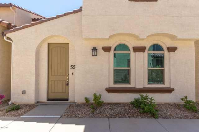 Photo of 3855 S MCQUEEN Road #55, Chandler, AZ 85286
