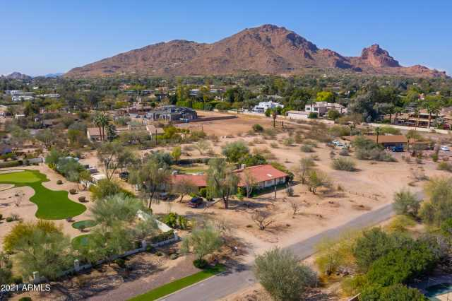 Photo of 6619 E OCOTILLO Road, Paradise Valley, AZ 85253