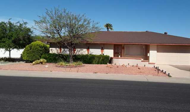 Photo of 9314 W HIDDEN VALLEY Circle N, Sun City, AZ 85351