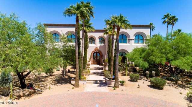 Photo of 9710 E LA POSADA Circle, Scottsdale, AZ 85255