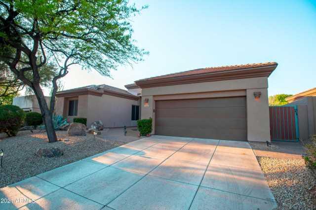 Photo of 7152 E MIGHTY SAGUARO Way, Scottsdale, AZ 85266