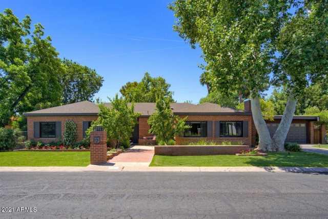 Photo of 115 W ROSE Lane, Phoenix, AZ 85013
