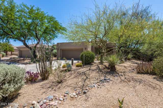 Photo of 6757 E Whispering Mesquite Trail, Scottsdale, AZ 85266