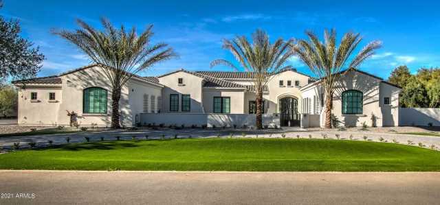Photo of 6100 E Caballo Drive, Paradise Valley, AZ 85253