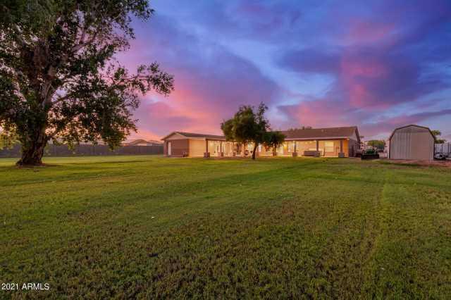 Photo of 17325 W OCOTILLO Road, Waddell, AZ 85355