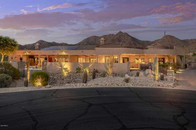 Photo of 8318 E VALLEY VISTA Circle, Mesa, AZ 85207