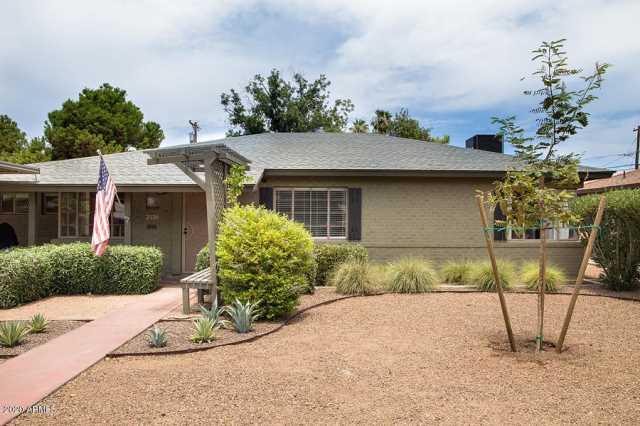 Photo of 2536 E TURNEY Avenue, Phoenix, AZ 85016