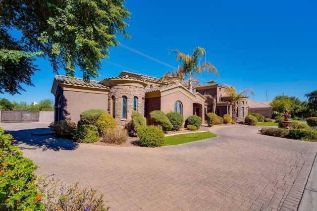Photo of 2430 E VAUGHN Avenue, Gilbert, AZ 85234