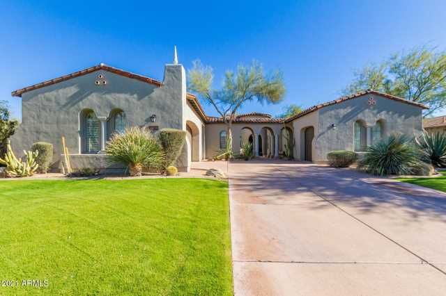 Photo of 9183 E MOUNTAIN SPRING Road, Scottsdale, AZ 85255